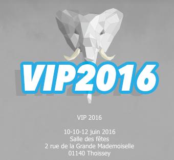 VIP 2016